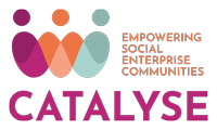 Welcome to Catalyse Logo